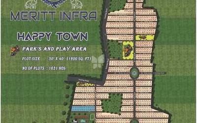 meritt-infras-happy-town-in-saibaba-colony-master-plan-1cai