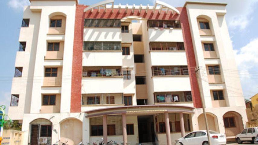 City Vijayasree Apartments - Elevation Photo