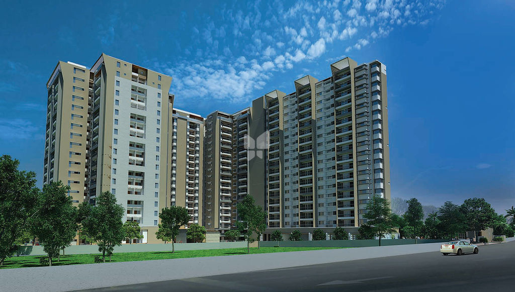 Shriram Southern Crest - Elevation Photo