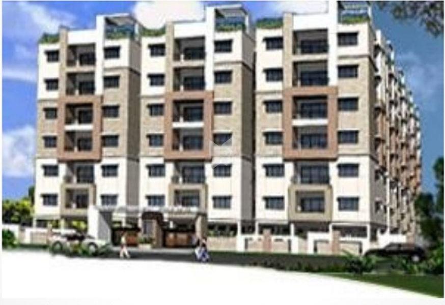 Sri Lakeview Mirra Residency - Elevation Photo