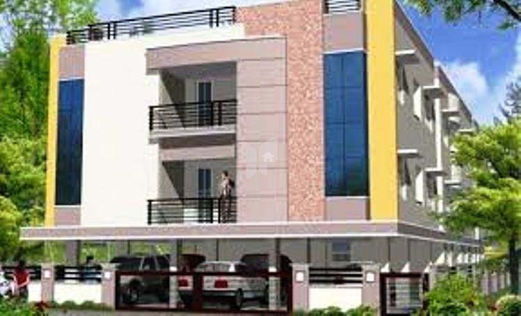 Priyadharshini Apartment - Elevation Photo