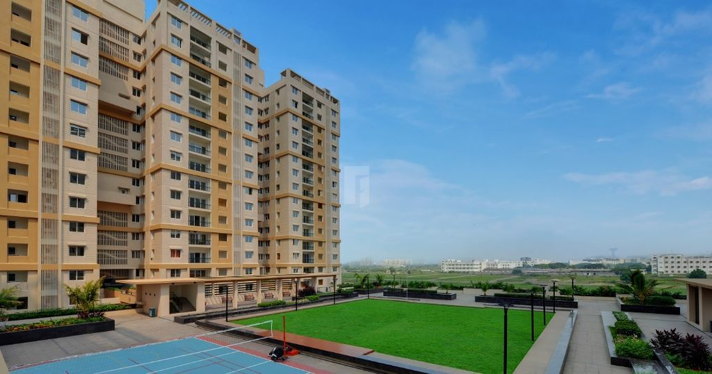 Pacifica Aurum - Happiness Towers - Project Images