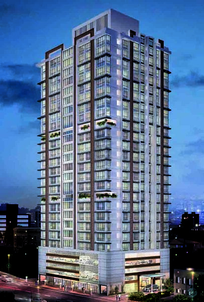 Nathani Square - Project Images