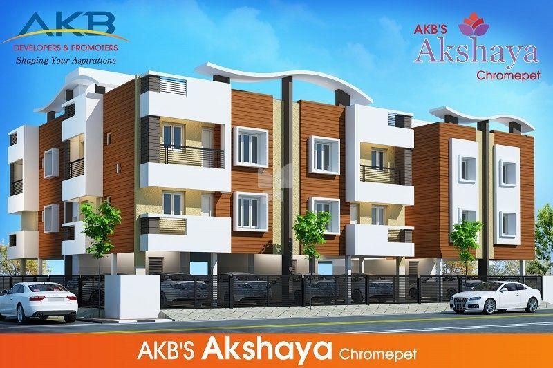 AKB Akshaya - Elevation Photo