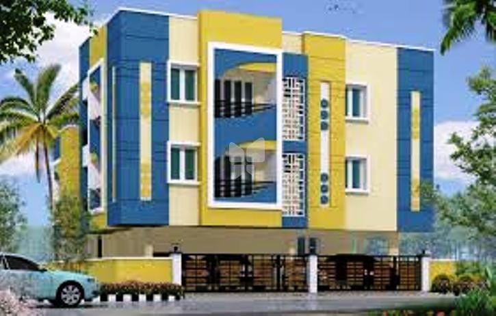 Ramaniyam Keerthana Apartment - Elevation Photo