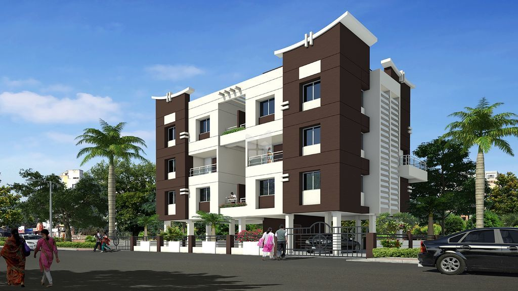 Chintan Ovi Apartment - Project Images