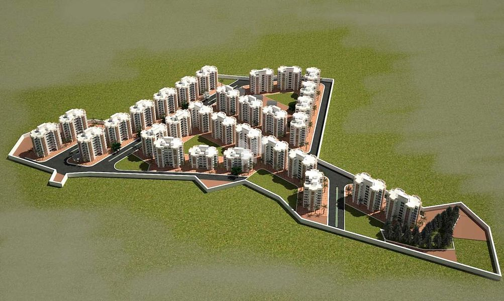 Karrm Panchtatva Phase III - Elevation Photo