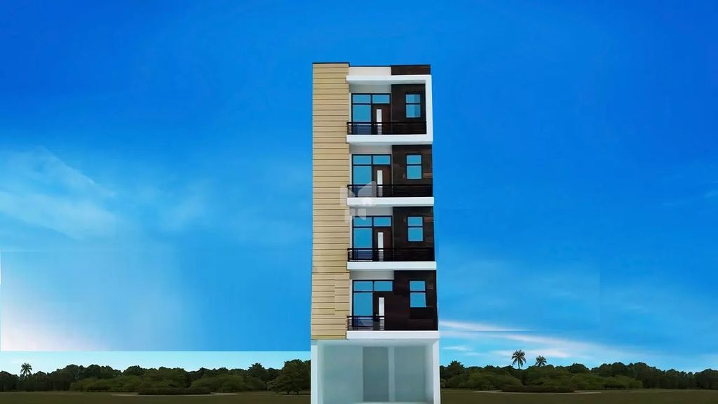 Sidharth Vaishnav Apartments - Elevation Photo
