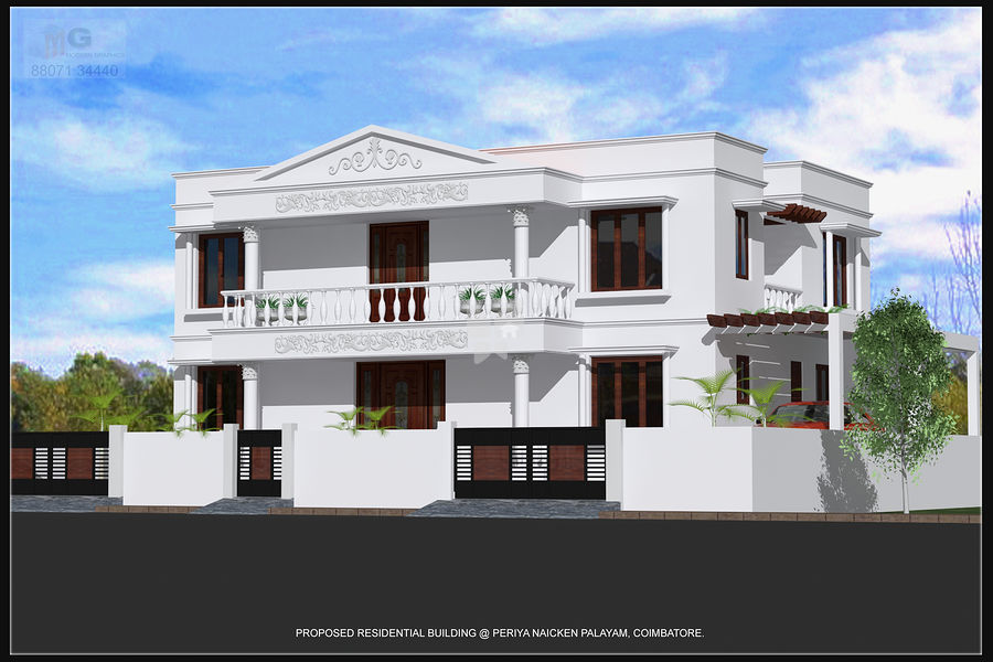 VIP'S Muthu Garden - Elevation Photo