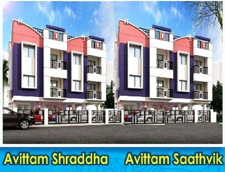Avittam Shraddha & Saathvik - Elevation Photo