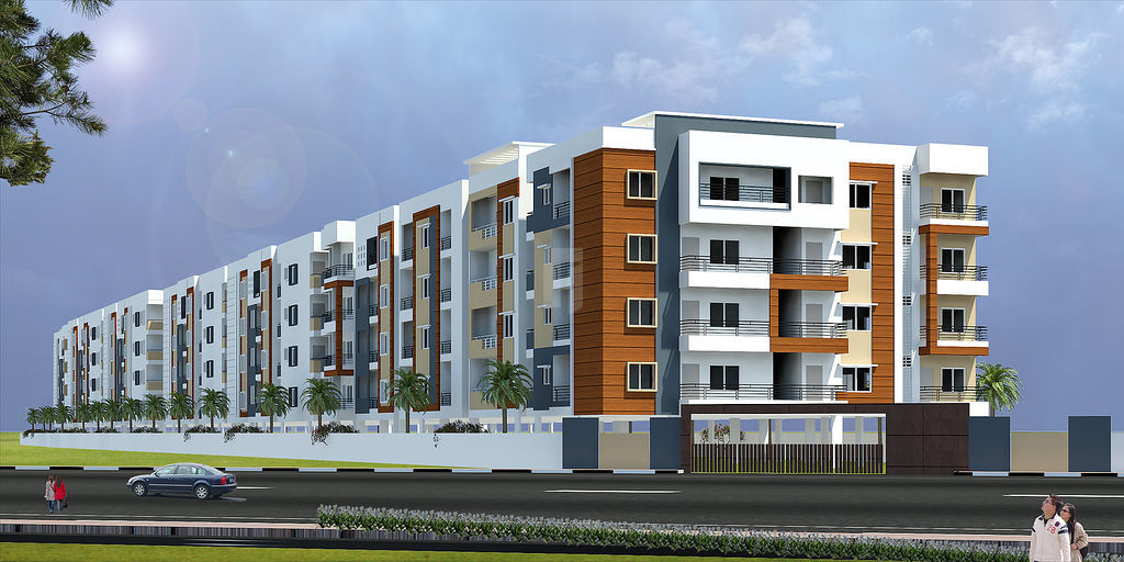 Sri Nandana Royal - Project Images