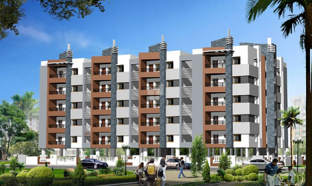 Royal Home Sree Madhavs Mansion - Project Images
