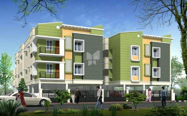 Anirudh Bhartwaj Nagar Mudichur - Elevation Photo