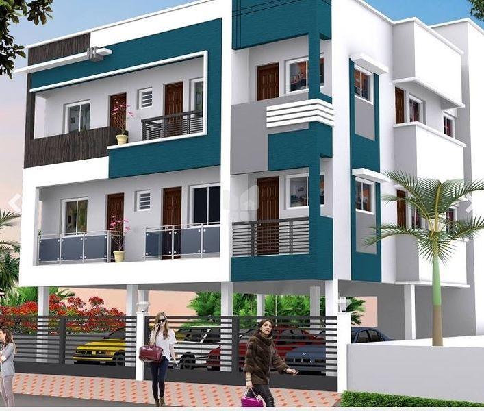 Sri Hari Darsh Apartments - Project Images