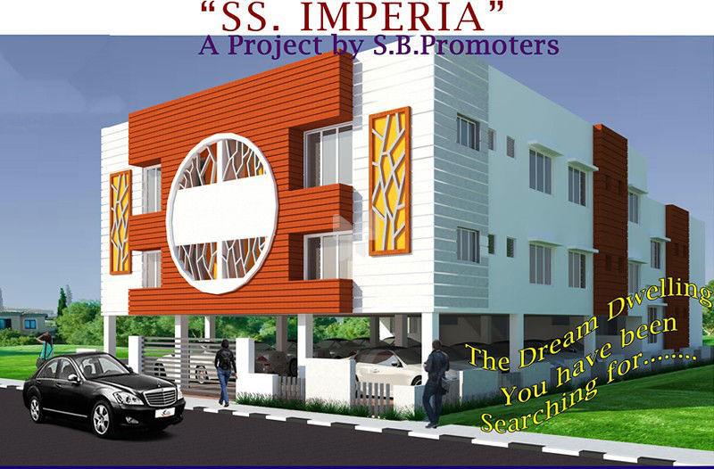 SS Imperia - Elevation Photo