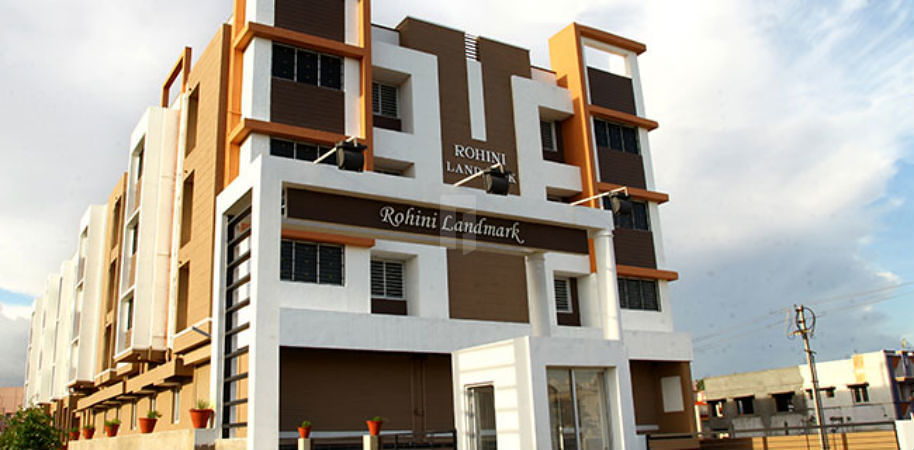 Rohini Landmark - Elevation Photo