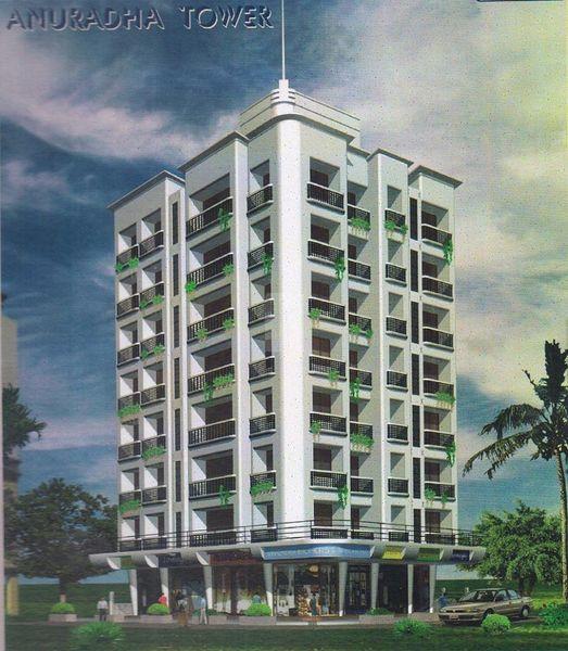 Luxury Anuradha Tower - Elevation Photo