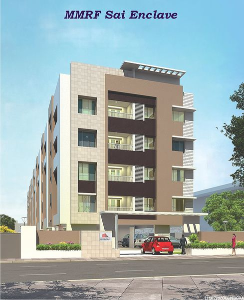 MMRF Sai Enclave - Elevation Photo