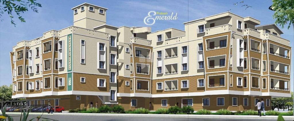 Prakash Emerald Phase II - Elevation Photo