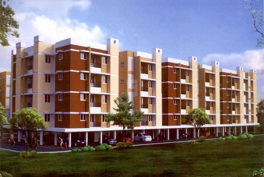 Satyam Residency - Project Images