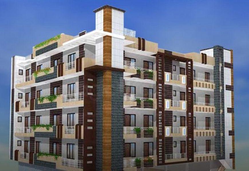 Uttam Nagar Residency - Project Images