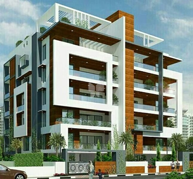 Zohra Paradise Apartment - Elevation Photo