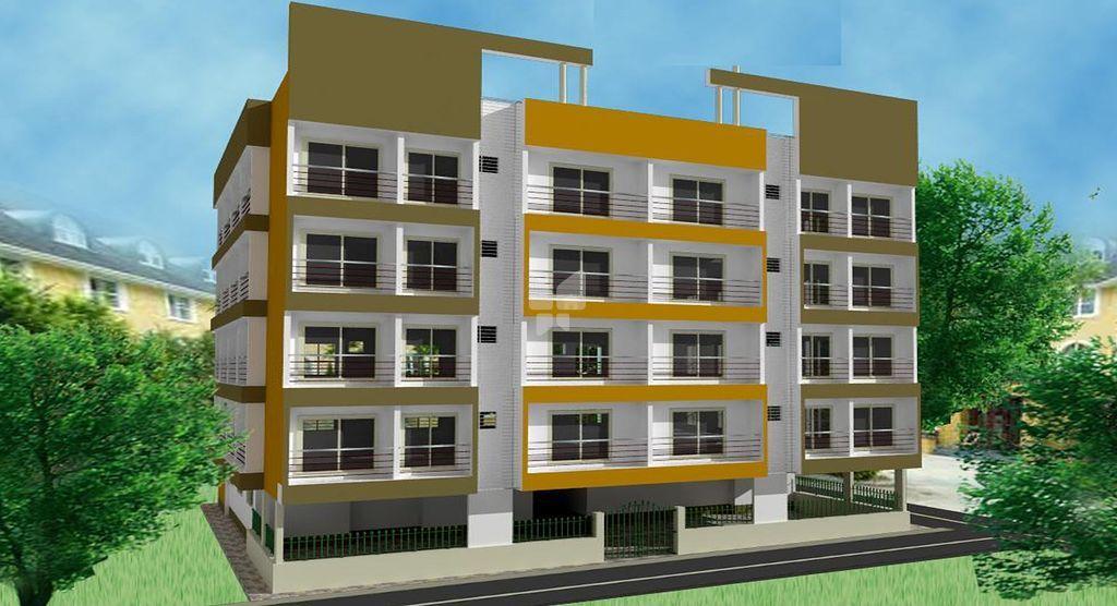 Raj Sagar Apartment - Project Images