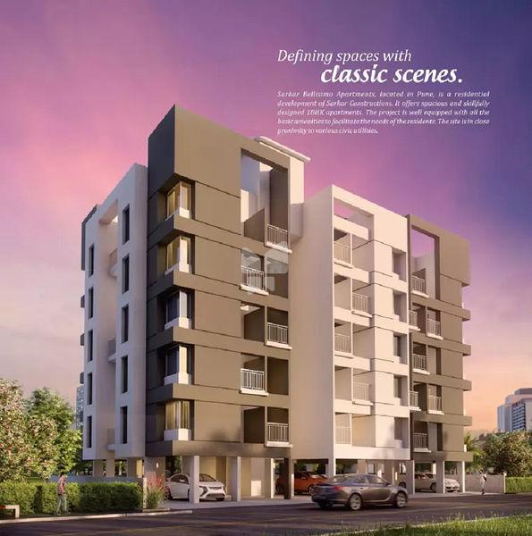 Sarkar Bellisimo Apartments - Project Images