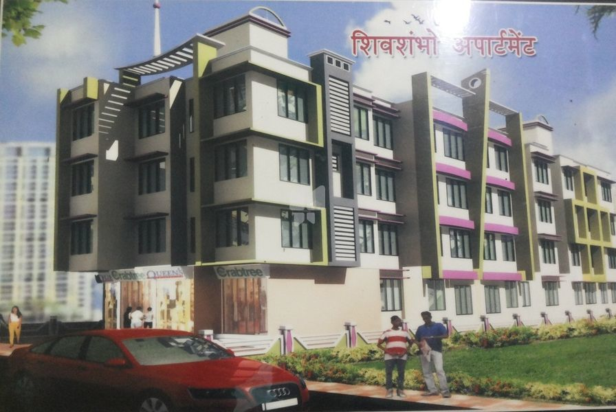 Shiv Shambho Apartment - Elevation Photo