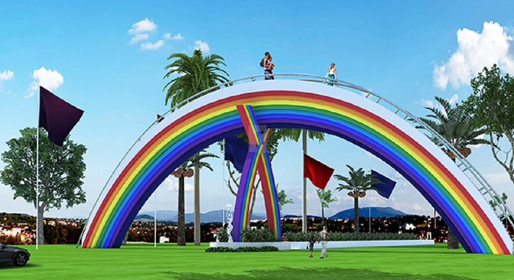 Good Life Rainbow CIty - Project Images
