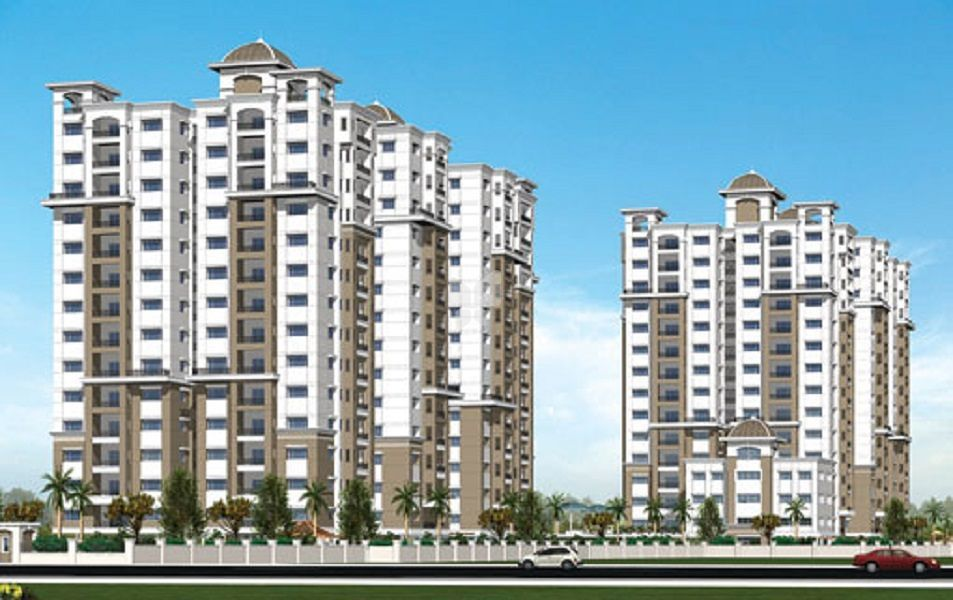 Sri Sreenivasa Fortune Towers - Elevation Photo