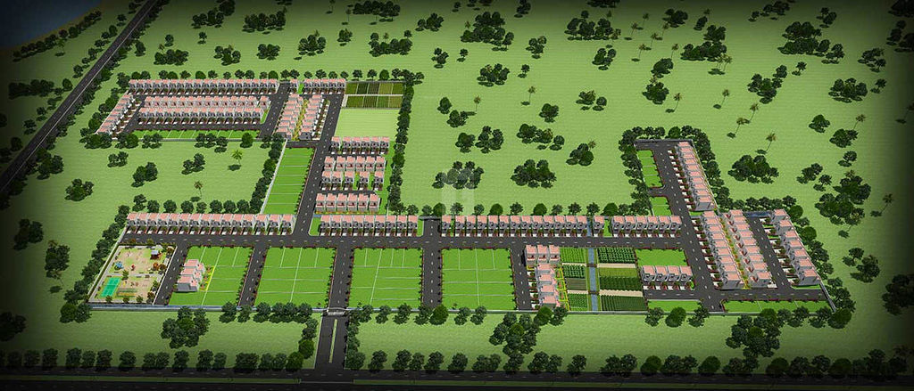 Amarprakash Suncity Lakeview - Master Plans