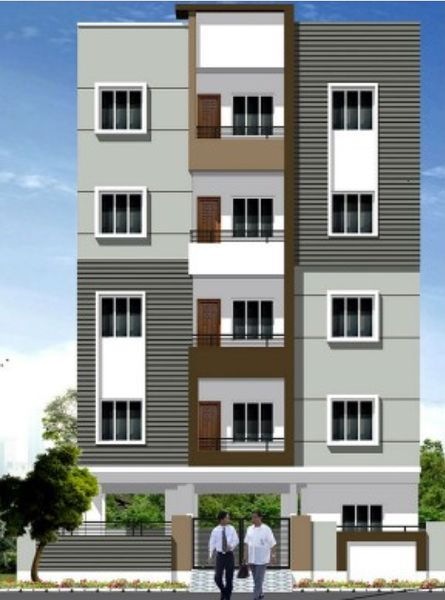Sai ram building in electronic city bangalore roofandfloor for Building a triplex costs