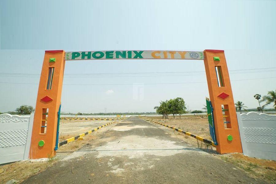 Annai Phoenix City - Elevation Photo