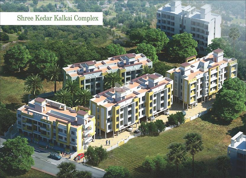 Shree Kedar Kalkai Complex - Elevation Photo