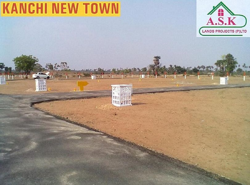 ASK Kanchi New Town - Project Images