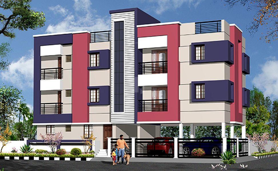 Prabha Homes Bhaskar - Elevation Photo