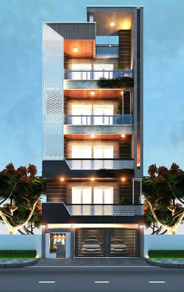 Geetanjali Apartments - Project Images