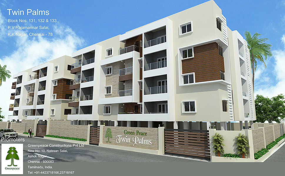 Twin Palms - Project Images