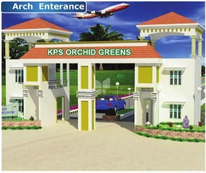 KPS Orchid Greens - Elevation Photo