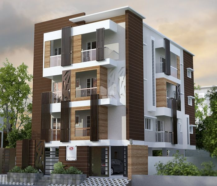 India Builders Jay Sarathy In Anna Nagar Chennai