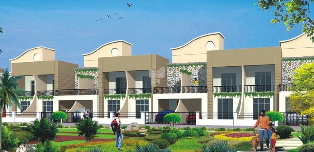 Shroff Shagun World Row House - Project Images