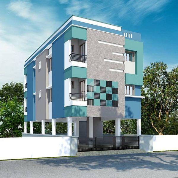 Ganthimathi Tejasvikam Apartments - Project Images