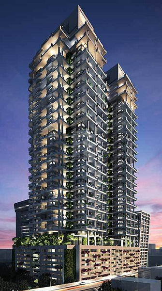 Indiabulls Sky Forest A3 - Project Images