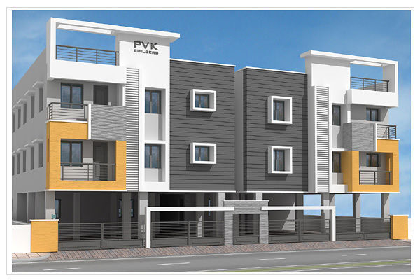 Pride apartment in mangadu chennai price floor plans for Apartment plans and elevations