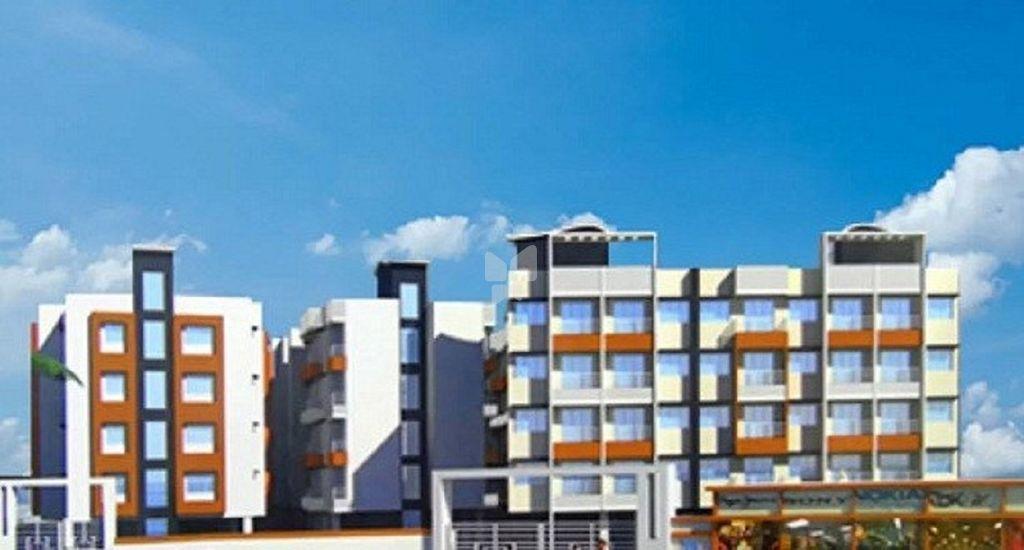 Sai Swaroop Residency - Elevation Photo