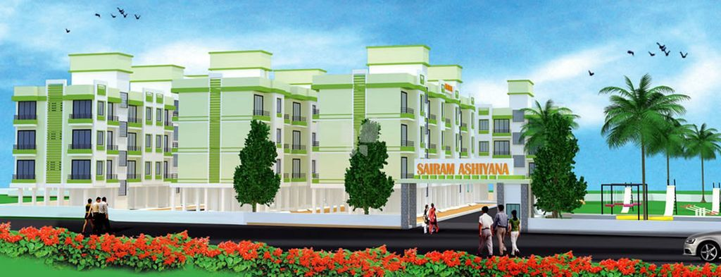 Gruhalaxmi Sairam Ashiyana - Elevation Photo
