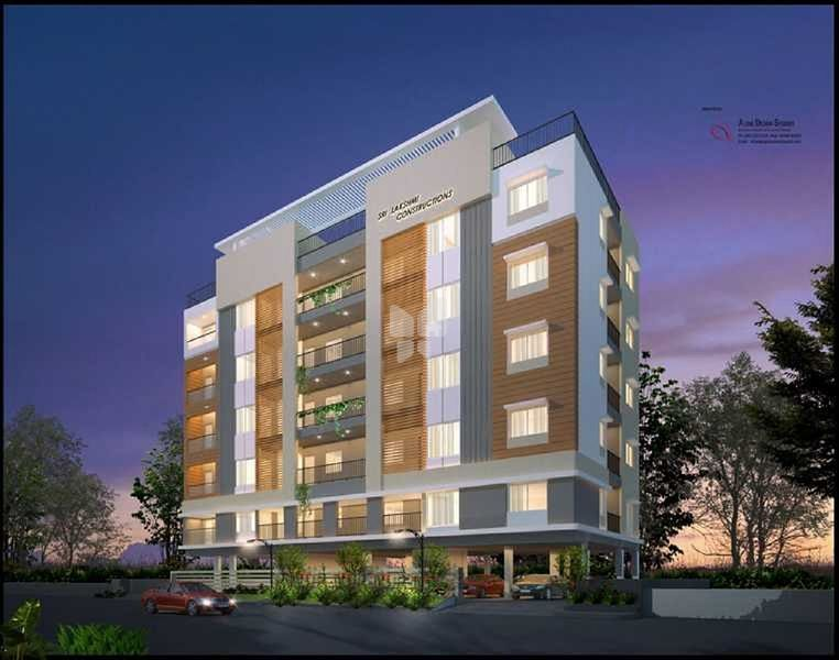 Sri Lakshmi Heights - Project Images