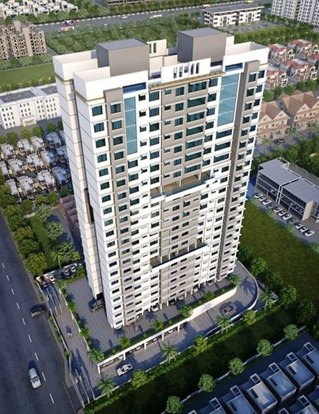 Prabhav Amberley Tower - Project Images