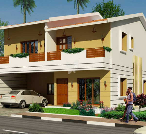 Golden Homes Phase II - Elevation Photo